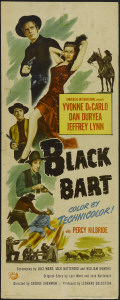 Black Bart Movie Poster